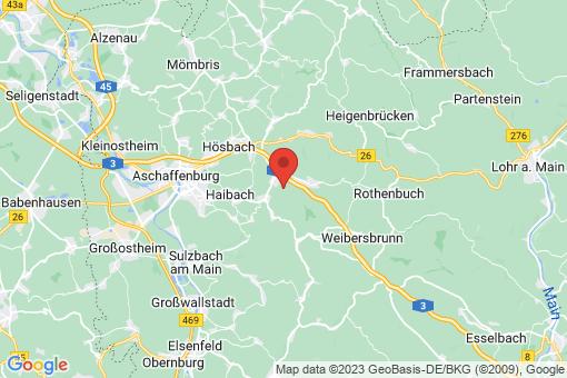 Karte Bessenbach