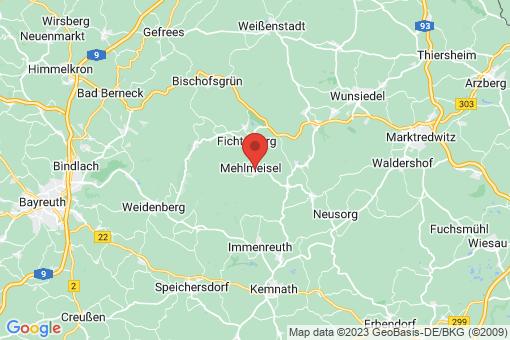 Karte Mehlmeisel