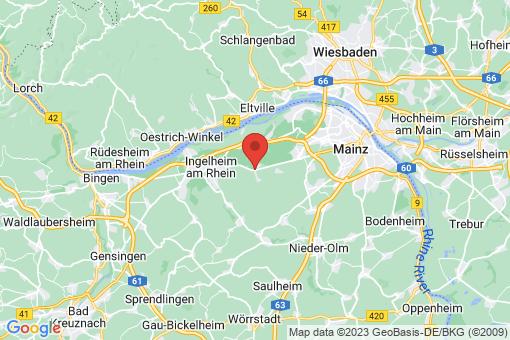 Karte Wackernheim