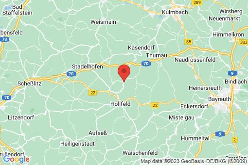 Karte Wonsees