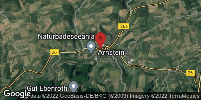 Google Map of Arnstein