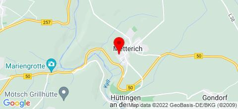 Google Map für Ferienwohnungen Dorfblick