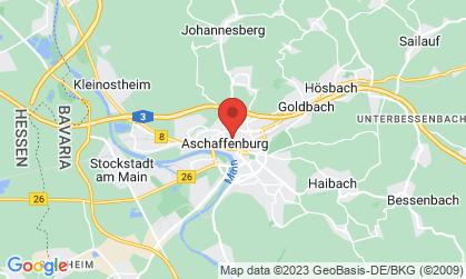 Arbeitsort: Aschaffenburg