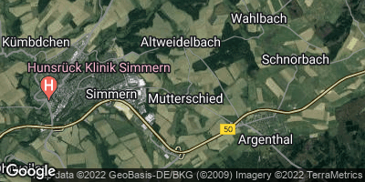 Google Map of Mutterschied