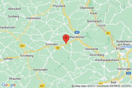Karte Schnorbach