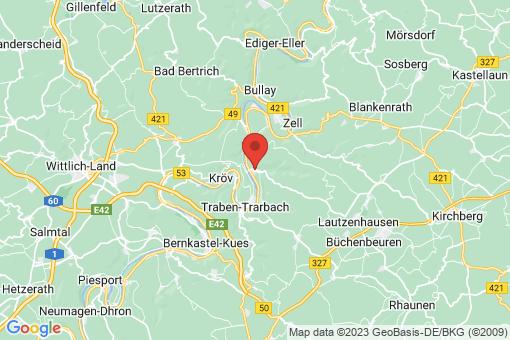 Karte Enkirch