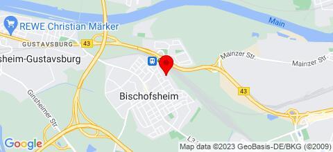 Google Map für Arbeiterwohnheim Richter