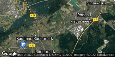Google Map of Rollwald