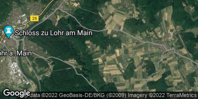 Google Map of Rettersbach