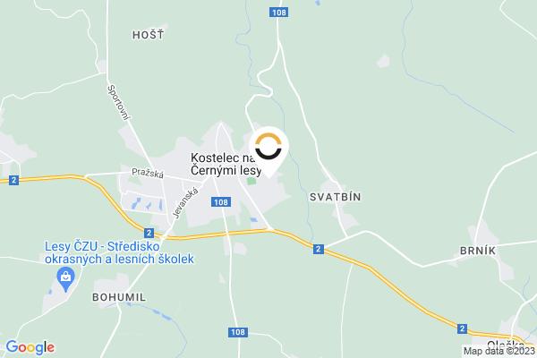 Eurosun Sonnenschutz s.r.o., Svatbínská, Kostelec nad Černými lesy