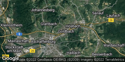 Google Map of Goldbach