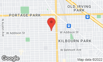 Map of 4901 West Patterson Avenue CHICAGO, IL 60641