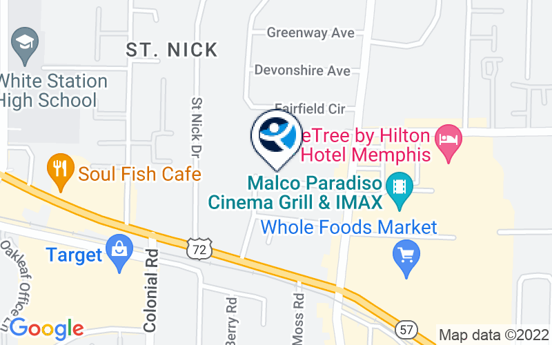 PAX Memphis Location and Directions