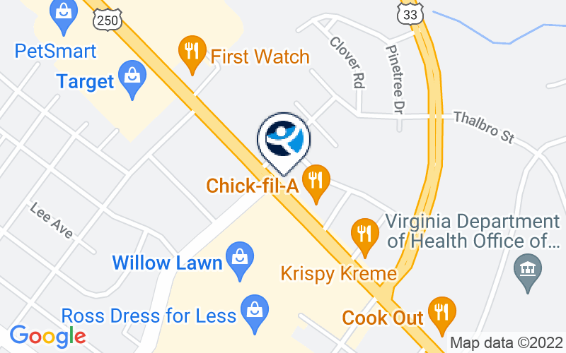 Richmond Private Methadone Clinic Location and Directions