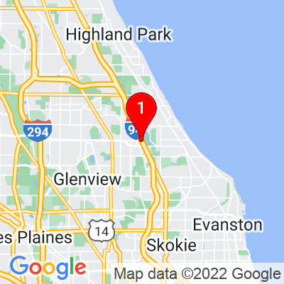 Google Map of 495 Central Avenue