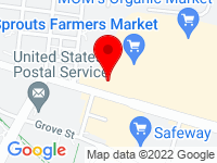 Google Map of 496 Elden Street