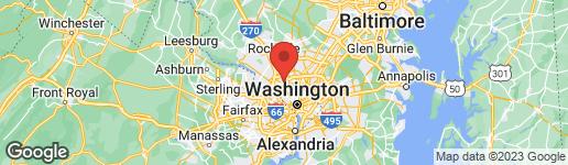 Map of 4977 BATTERY LANE 1-717 BETHESDA, MD 20814