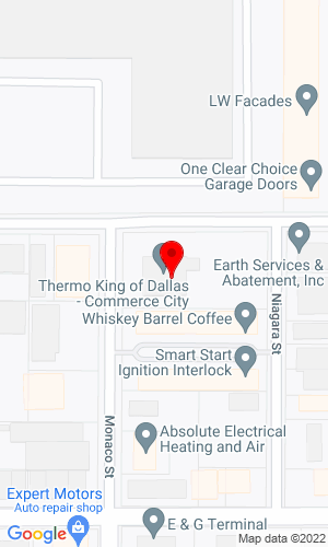 Google Map of 4990 Monaco+Commerce City+CO+80022
