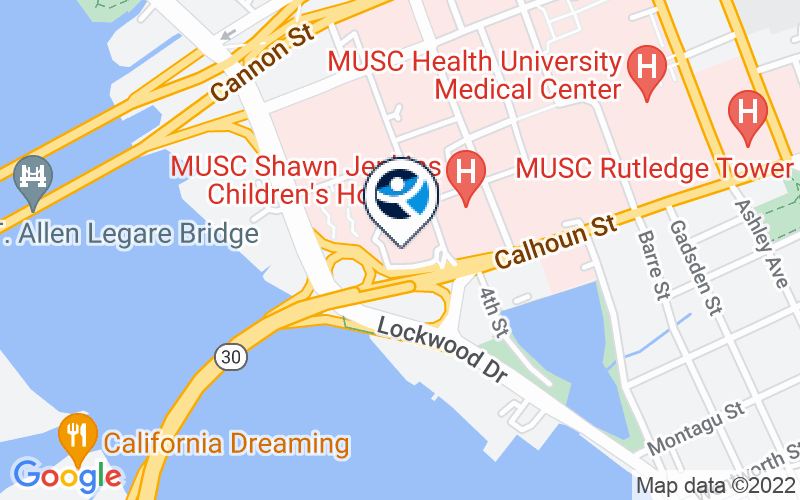 Charleston Center Location and Directions