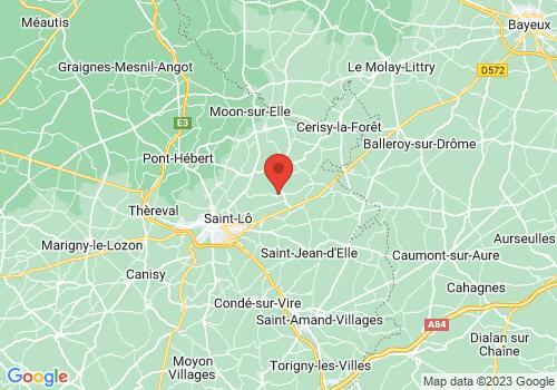 Localisation de SAP ST-ANDRE PLASTIQUE