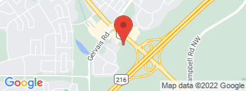 Google Map of 5+Galarneau+Place%2CSt+Albert%2CAlberta+T8N+2Y3