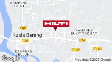 Get directions to Kuala Berang