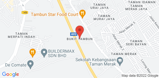 Directions to Amy Vegetarian Restaurant