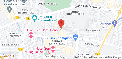 Directions to Simply Leafy Vegetarian Restaurant