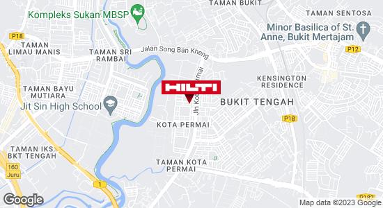 Get directions to KOTA PERMAI