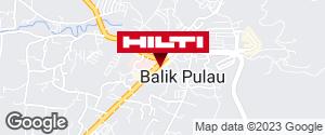 Get directions to BALIK PULAU