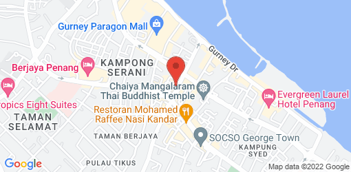 Directions to Evergreen Vegetarian House