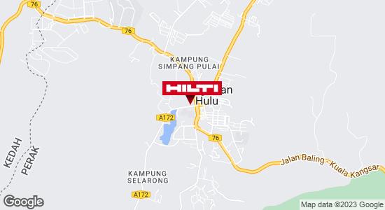 Get directions to PENGKALAN HULU