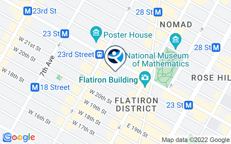 Fifth Avenue Counseling Center Location and Directions