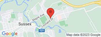 Google Map of 50+Leonard+Drive%2CSussex%2CNew+Brunswick+E4E+2R4