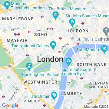 Google Map of 50 Shad Thames, London SE1 2LY, UK