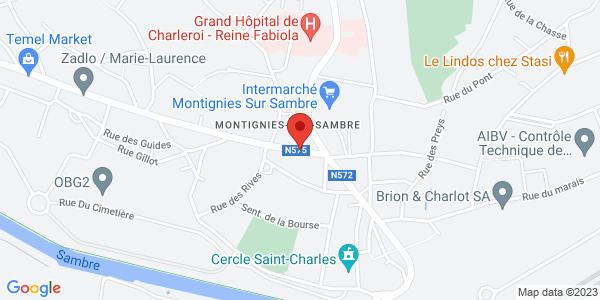 montignies-sur-sambre
