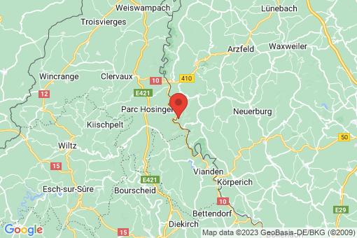Karte Übereisenbach