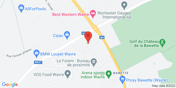 wavre nord