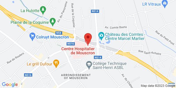 htp hopital mouscron