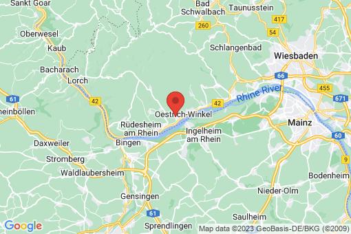 Karte Oestrich-Winkel