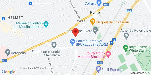 evere centre