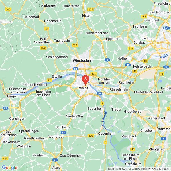 Taubertsbergbad Mainz