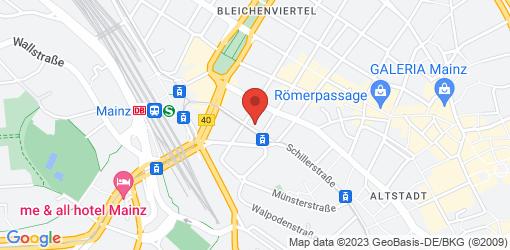 Directions to Veganes Cigköfte Mainz