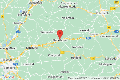 Karte Stadelhofen