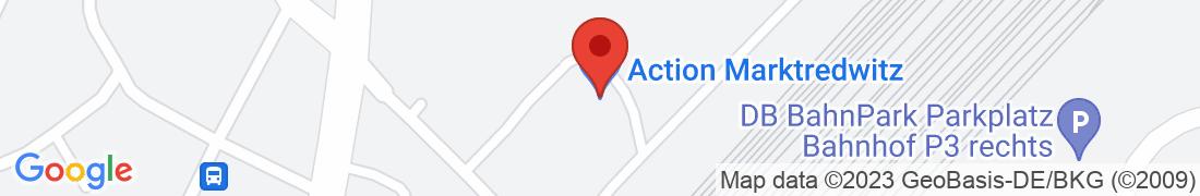 BayWa Baustoffe Marktredwitz Anfahrt