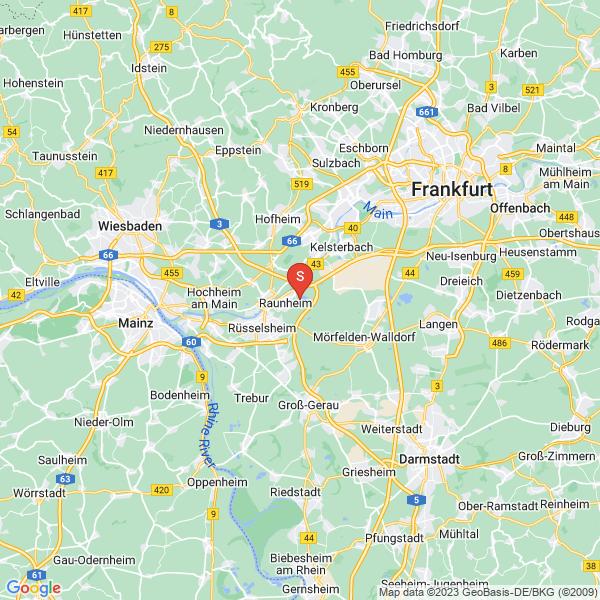 Bowling Raunheim (EKZ)