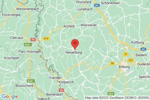 Karte Scheuern