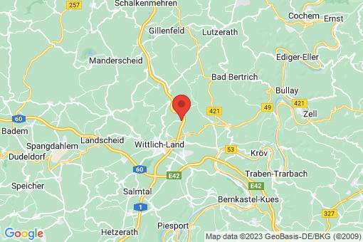 Karte Flußbach