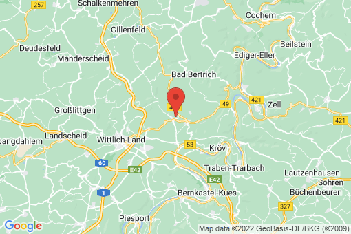 Karte Bausendorf