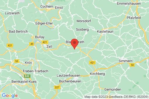 Karte Panzweiler